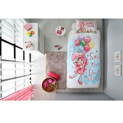 Resim Linens Strawberry Shortcake Mix And Match Nevresim Seti