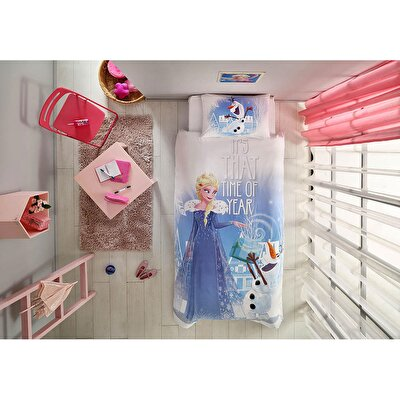 Resim Linens Frozen Mix And Match Nevresim Seti