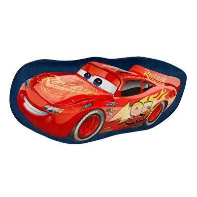 Resim Linens Disney Cars Cepli Peluş Yastık