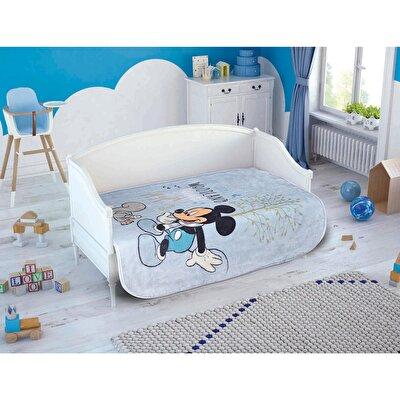 Resim  Disney Mickey Little Baby Bebek Battaniye