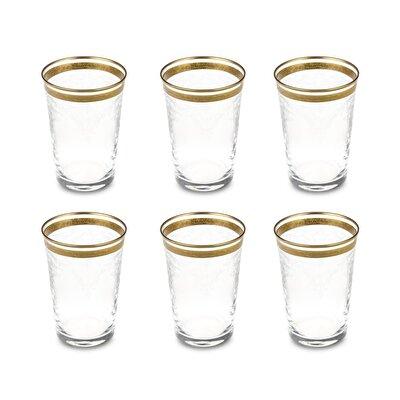 Resim Bianca Luna Kyle 6 Parça Su Bardağı
