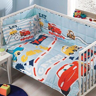 Resim Taç Disney Cars Baby Uyku Seti