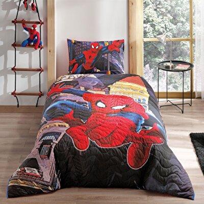 Resim Lisanslı Spiderman Tek Kişilik Complete Set