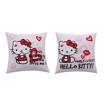 Resim Hello Kitty Kırlent