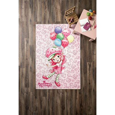 Resim Strawberry Shortcake Ballons Halı
