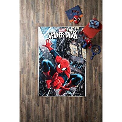Resim Spiderman Skyscaper Halı