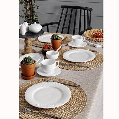 Resim Pierre Cardin Raphael 35 Parça Kahvaltı Takımı