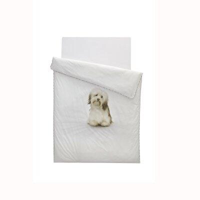 Resim Taç Boutique Puppy Nevresim ve Yastık Kılıfı