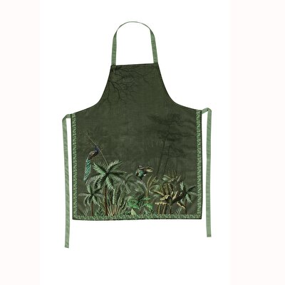 Resim Taç Boutique Forest Mutfak Önlüğü