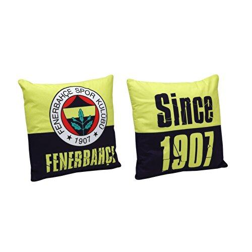 Resim Fenerbahçe Since 1907 Peluş Yastık