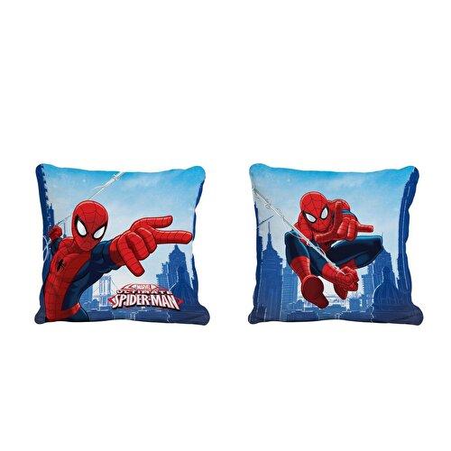 Resim Spiderman Skyscaper Kırlent