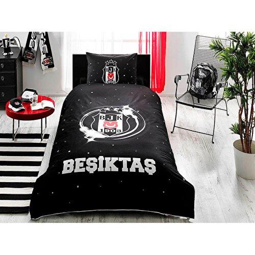 Resim Taç Beşiktaş 3 Yıldız Nevresim Takımı