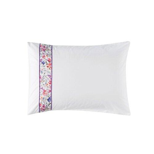 Resim Taç Boutique Floral Mix Yastık Kılıfı