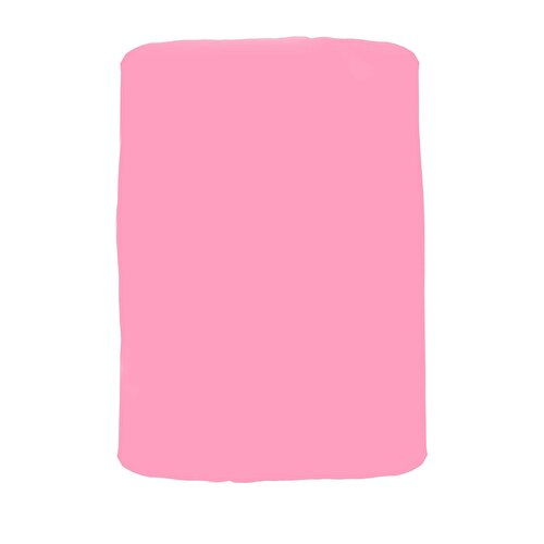 Resim Pink Mix And Match Tek Kişilik Düz Çarşaf