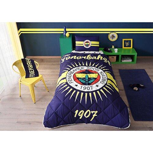Resim Taç Fenerbahçe Yorgan Seti
