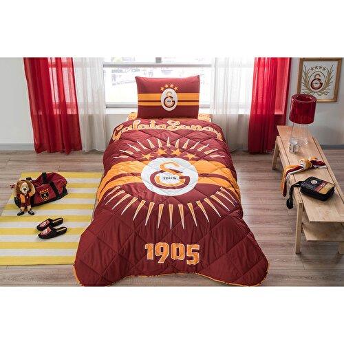 Resim Taç Galatasaray Yorgan Seti