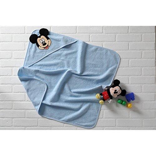Resim Taç Mickey Mouse Bebek Kundak