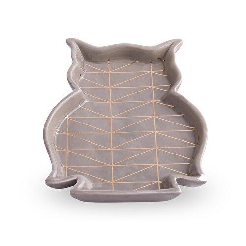 Resim  Owl Sunum Tabağı