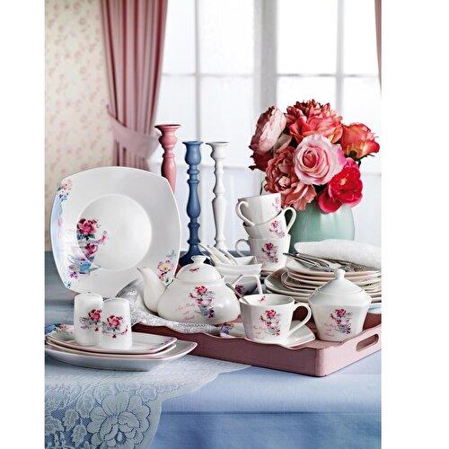 Resim Pierre Cardin Tea Time 6 Kişilik 35 Parça Kahvaltı Takımı