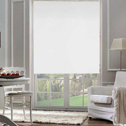 Resim Taç Inova Kendini Temizleyen Mat Polyester Stor Perde/ 120 TL (m²)