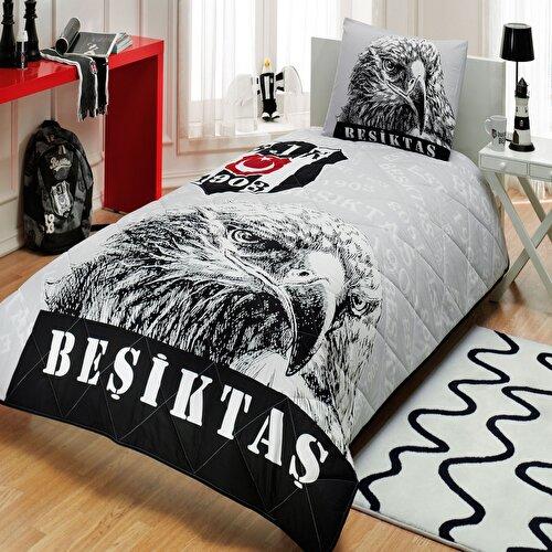 Resim Beşiktaş Şanlı Kartal Yatak Örtüsü