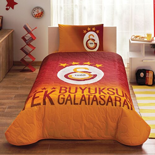 Resim Taç Galatasaray 4.Yildiz Tek Kişilik Complete Set