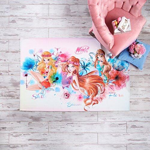 Resim Winx Water Color Halı