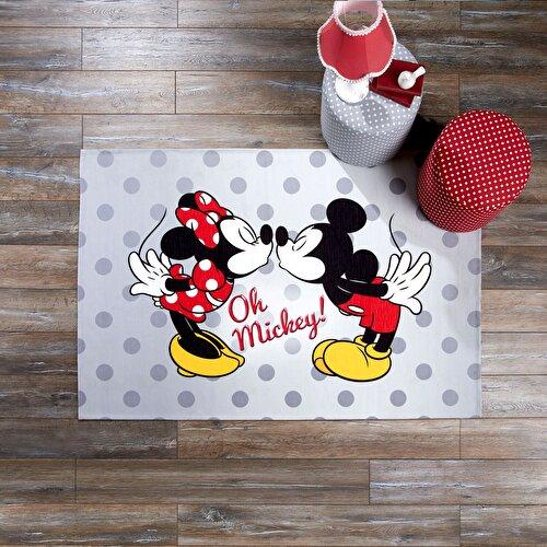 Resim Minnie&Mickey Love Halı
