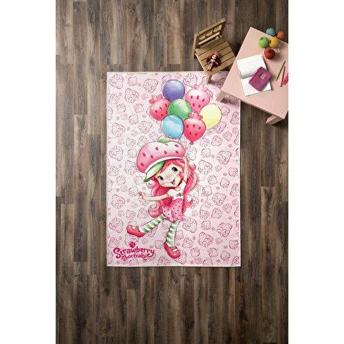 Resim Strawberry Shortcake Ballons Halı