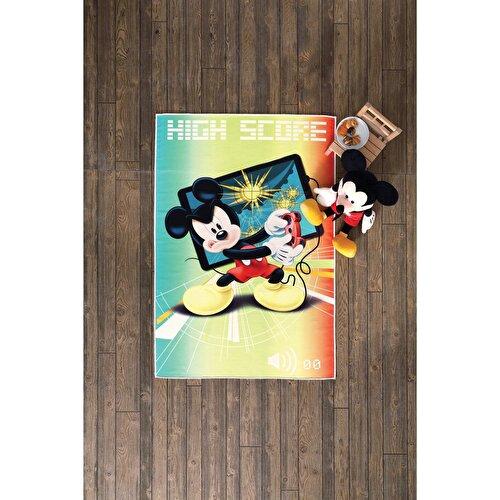 Resim Disney Mickey High Score Halı