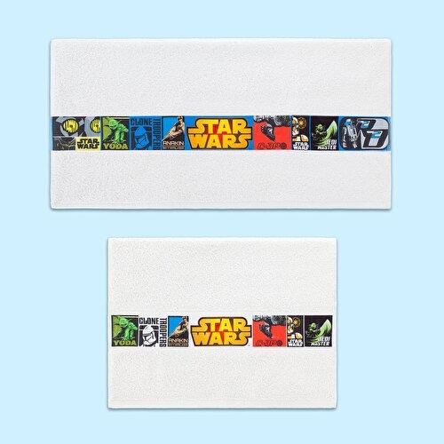 Resim Taç Star Wars İkili Havlu Seti
