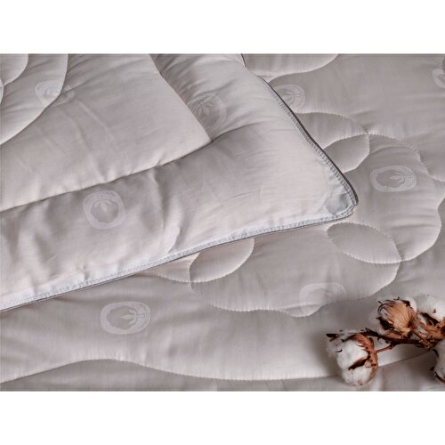 Resim  Cotton Çift Kişilik Pamuk Yorgan
