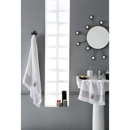 Resim Taç Beşiktaş Banyo Havlusu
