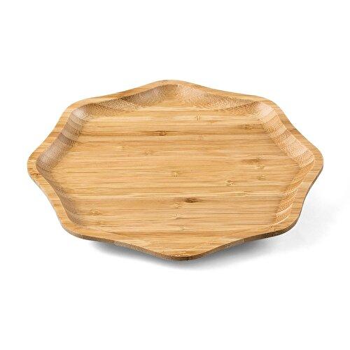 Resim Bauer Bambu Sunum Tabak