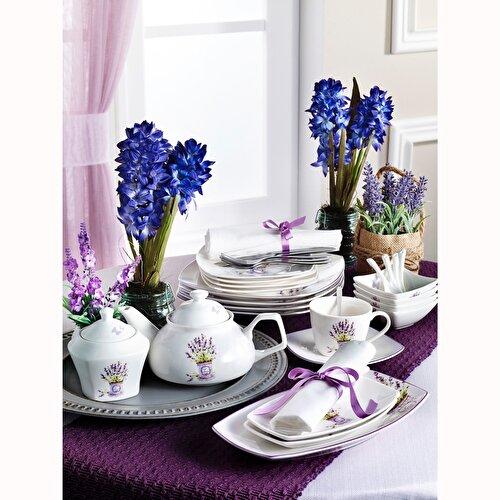Resim Pierre Cardin Alice 6 Kişilik 35 Parça Kahvaltı Takımı