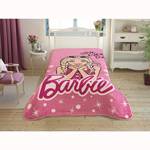 Resim Barbie Battaniye