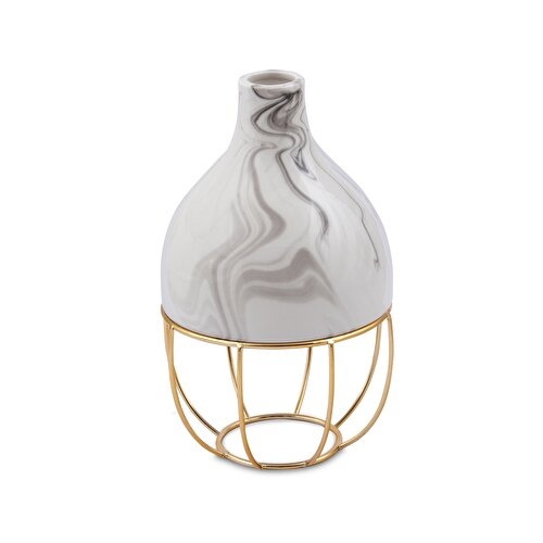 Resim Marble Vazo