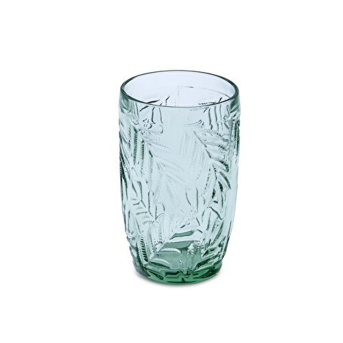 Resim Leaf Meşrubat Bardağı