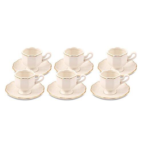 Resim Blanch 6'lı Kahve Fincan Takımı