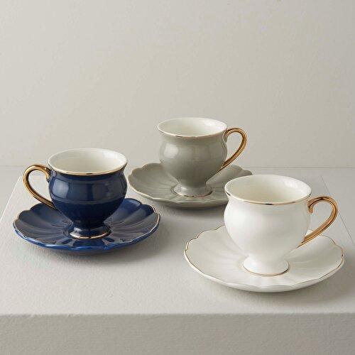 Resim Sander 6'lı Kahve Takımı
