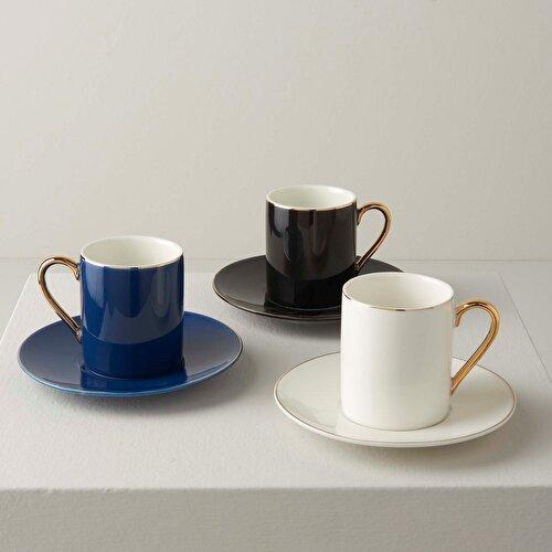 Resim Wilda 6'lı Kahve Takımı
