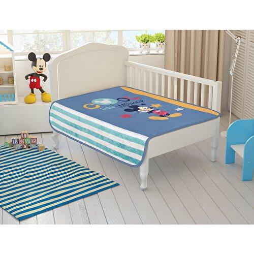 Resim Disney Mickey Mouse Cool Baby Bebek Battaniye