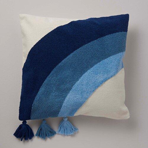 Resim Azur Dekoratif Yastık Kılıfı