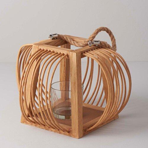 Resim Wood Fener