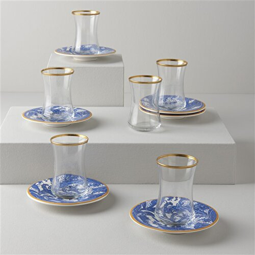 Resim Lavoli Çay Seti