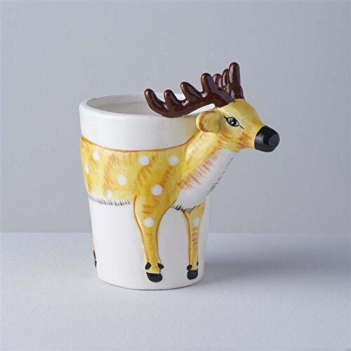 Resim Deer Kupa