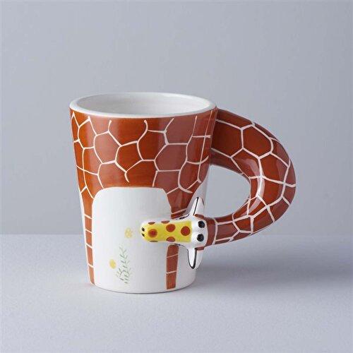 Resim Giraffe Kupa