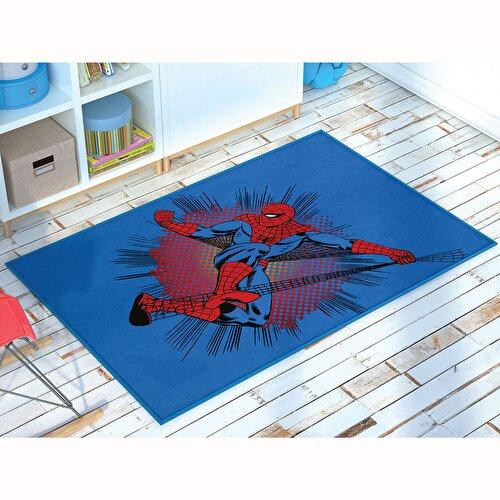 Resim Spiderman Web Halı