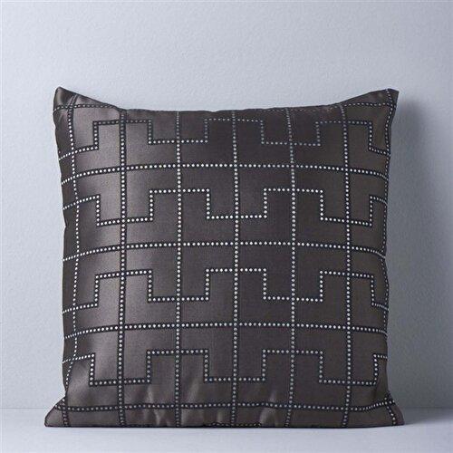 Resim Linens  Noir Dekoratif Yastık Kılıfı