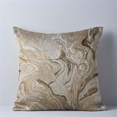 Resim Linens  Milky Dekoratif Yastık Kılıfı